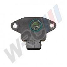 Czujnik położenia przepustnicy WRC 83002. Alfa Romeo, Chevrolet, Citroen, Fiat, Hyundai, Kia, Lancia, Opel.