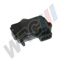 Czujnik ciśnienia w kolektorze ssącym Map Sensor WRC 82134. Audi, Citroen, Peugeot, Seat, Volkswagen.