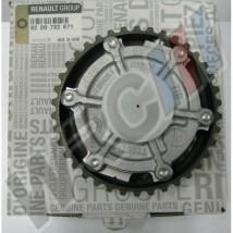 Koło zmiennych faz rozrządu Renault 7700108671. Renault.