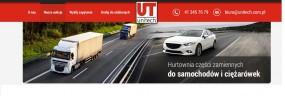 Części zamienne  samochody OSOBOWE  ATOBUSY REGENERACJA ZACISKÓW HAMUL