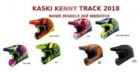 KASK  CROSS ENDURO KENNY TRACK 2018