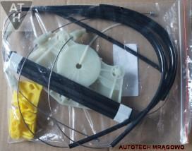 Podnośnik szyby przód zestaw naprawczy VW GOLF IV