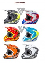 Kask off-road FLY KINETIC FULLSPEED FLY