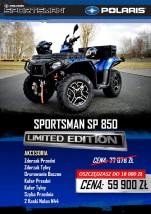Polaris Sportsman 850 EPS Limited Edition Sportsman 850