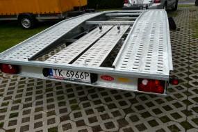 Samochodowe przyczepy ciężarowe TK6966P