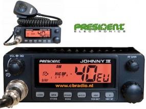 Radio CB Johnny III