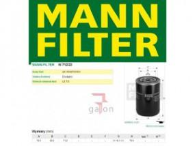 Filtr oleju W712/22