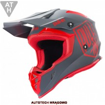 KASK KENNY PULL-IN 2019 Cross Enduro Red Grey PULL-IN