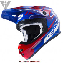 KASK KENNY RACING  Blue Red TRACK