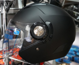 KASK Jet SV z Blendą OTWARTY kask motocyklowy 2XL,3XL