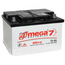 A-Mega 7 75Ah  790A