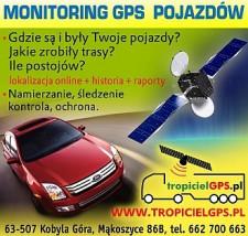 Lokalizator GPS z kontrolą paliwa CAN FM42